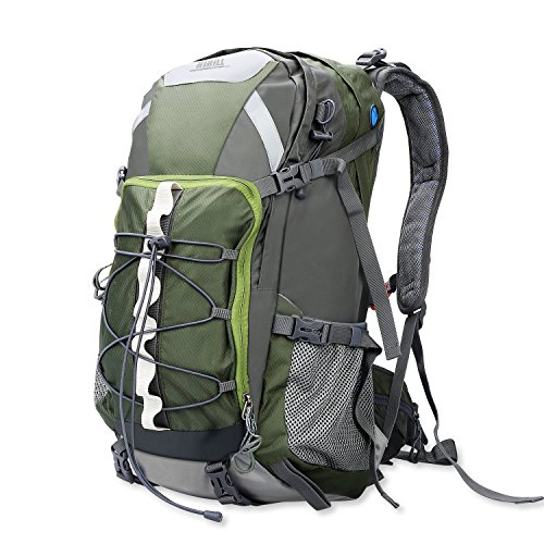 Hihill Hiking Backpack, Camping Backpack, Outdoor Camping Backpack, Waterproof Backpack, 45L Backpack, CP-B1
